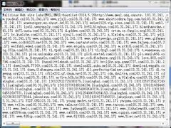 恶意网站HOSTS屏蔽文件 2014.05.26 绿色版