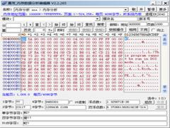 勇芳内存数据分析编辑器 V2.2.265 绿色免费版