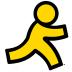 AIM即时通讯软件 V1.0 英文版