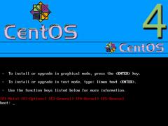 CentOS 4.2 x86_64官方正式版系统(64位)