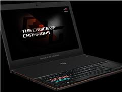 华硕发布ROG Zephyrus:超薄笔记本,搭载GTX 1080