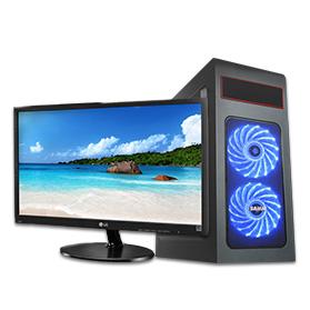 5432元电脑配置单 i5-7500处理器配GTX1060独显电脑配置推荐
