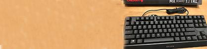 Cherry全新机械键盘MX BOARD 1.0 TKL开箱图赏:百分百德国制造