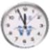 青花瓷桌面时钟定时关机 V2.0 绿色版