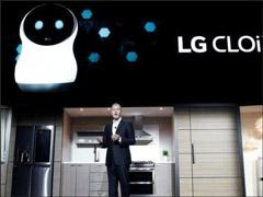 """外媒:LG Cloi机器人CES 2018上演""""灾难""""首秀"""