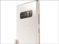 或支持屏下指纹识别?传三星正在美国测试Galaxy Note9