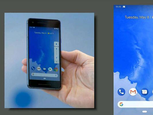 國外網友放出谷歌Android P系統上手體驗視頻
