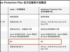 国行iPhone可享全球联保!网曝苹果悄然修改设备保修条款