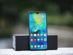 华为屠榜!安兔兔发布11月国内Android手机性能排行榜
