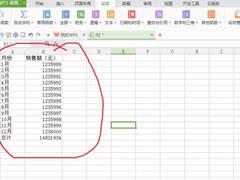 WPS表格中數據單位怎么設置為萬?WPS表格中數據單位設置為萬的方法