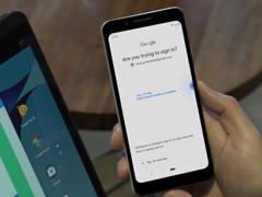 谷歌:安卓手机可充当物理安全密匙
