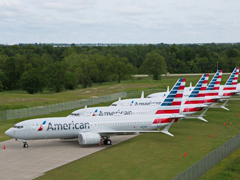 美航宣布波音737 MAX停飞时间延长至9月3日