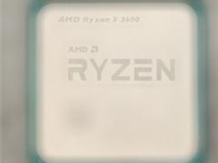 外媒評測AMD R5 3600