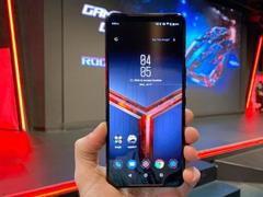 華碩海外發布ROG游戲手機2