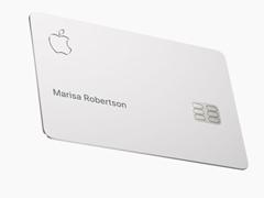 国外网友上手苹果Apple Card信用卡