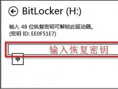 Win8系統BitLocker密碼忘記怎么辦?恢復BitLocker密碼的兩大方法
