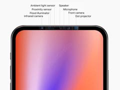 刘海屏遭弃!苹果6.7寸新iPhone原型机意外曝光