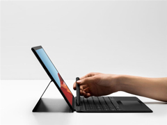 微軟放出首個Surface Pro X系統固件更新