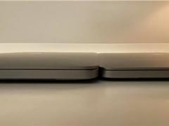 外媒放出16英寸/15英寸MacBook Pro對比圖