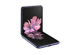三星Z Flip折叠屏手机登陆国内市场