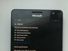 Lumia 950 XL刷入Win10 ARM 19582預覽版