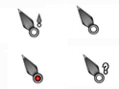 精銳飛鏢鼠標指針