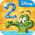 鱷魚小頑皮愛洗澡2