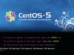 CentOS 5.6 i386官方正式版系統(32位)