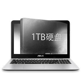 i7 7500U双核/4G/英伟达GT940MX独显华硕游戏笔记本