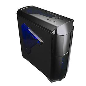 Ryzen 3 1200四核/8G/蓝宝石RX550独显中端游戏电脑