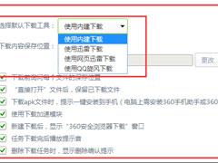 360浏览器不支持迅雷下载怎么办?