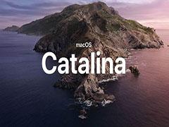 MacOS Catalina(MacOS 10.15) 官方正式版