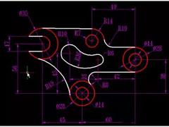 AutoCAD2016快速入门:偏移