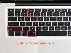 MAC截圖快捷鍵有哪些?MAC截圖快捷鍵分享