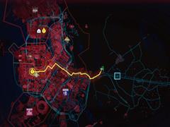 《赛博朋克2077》地图面积是《GTA5》的两倍,是真的吗?