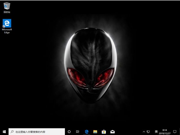 Alienware外星人Win10专业版64位 V2021.01