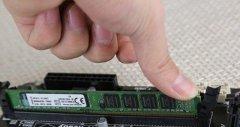 电脑开机显示器无信号、键盘鼠标不亮怎么回事?