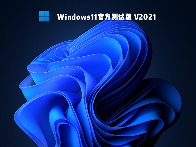 Windows11官方测试版 V2021