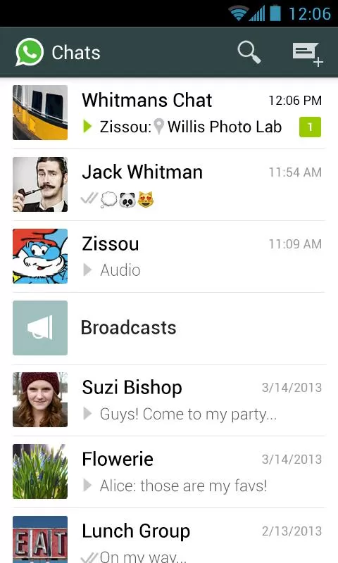 WhatsApp Messenger v2.17.348