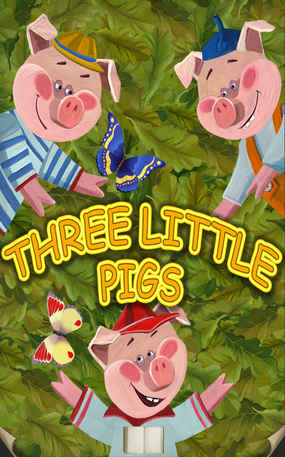 Three Little Pigs. Read & Play v1.7