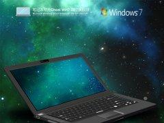 笔记本专用Win7 32位高效稳定版 V2021.09